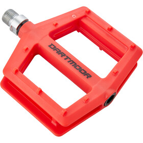 DARTMOOR Candy Pro Pedalen, red